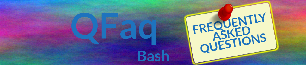 Quoll Faq Bash